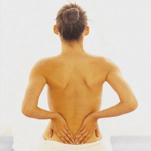 La discopatía de la columna vertebral a la persona el tratamiento