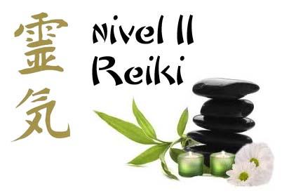 Reiki Nivel 2°