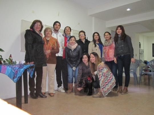 Muy buen grupo!!!!!!!!!!!!!!!!! realmente un grupo participativo y amoroso